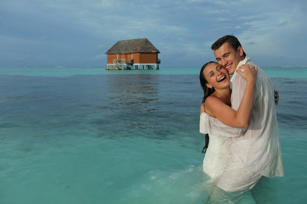 Maldives, Destinasi Romantis untuk Honeymoon