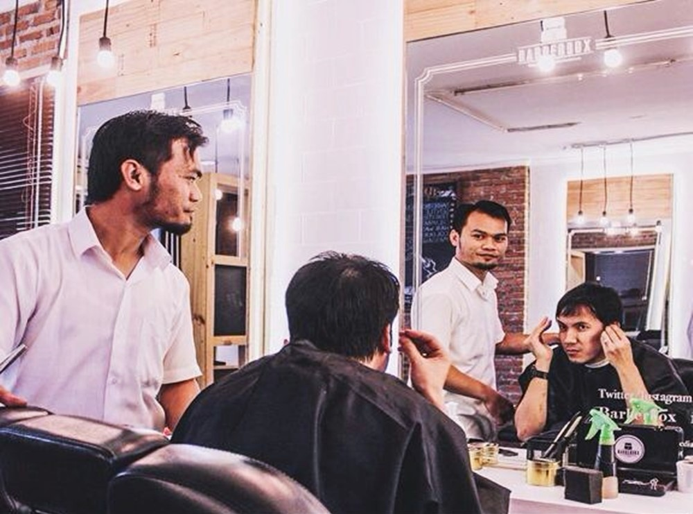 BarberBox, Where a Man Turns Into a Gentleman yang Laris Manis di Jakarta