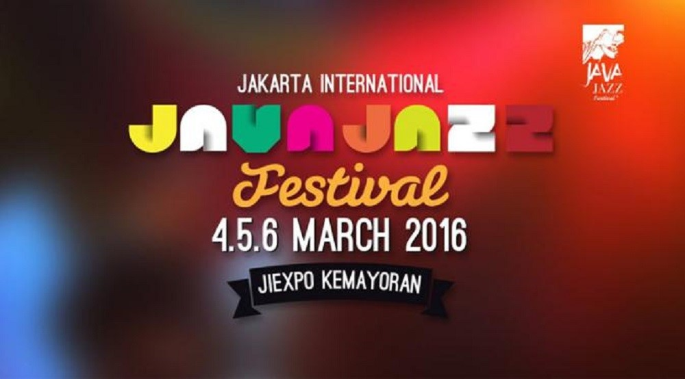 Jakarta International Java Jazz Festival 2016