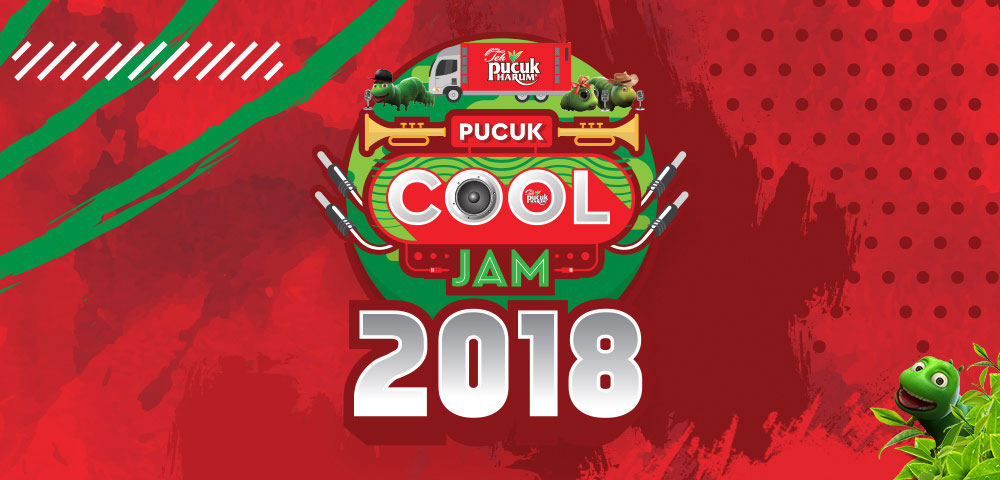Pucuk Cool Jam week 2